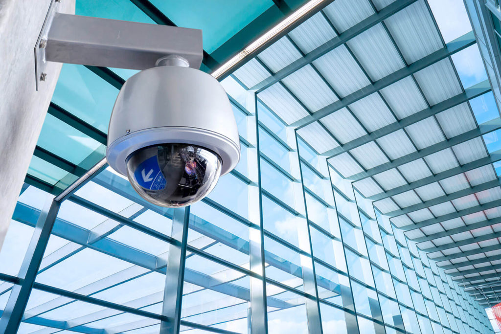 what is the scope of a security camera