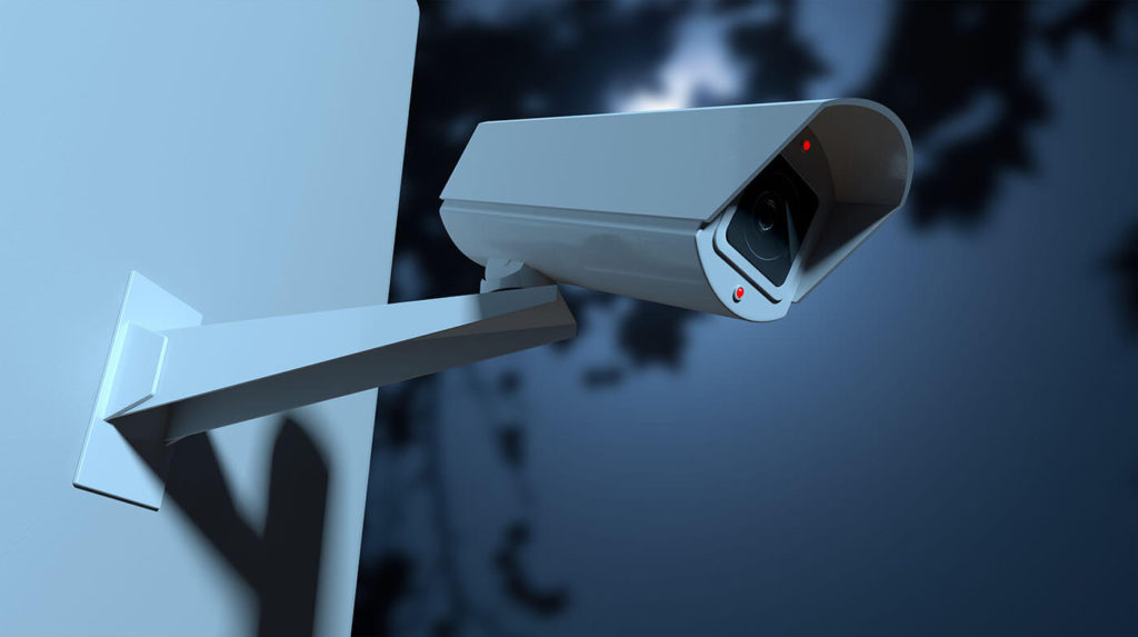 Security cameras regulations