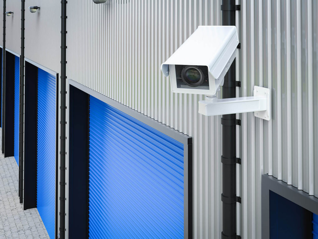 Security Systems for Industrial Warehouse