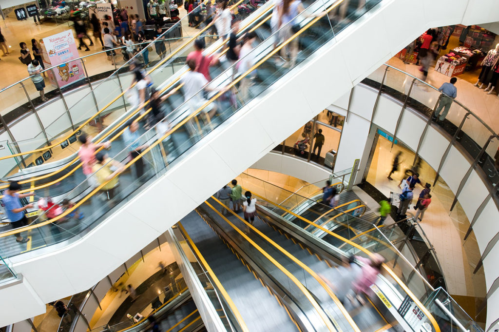 Shopping Mall Security Measures